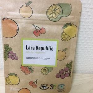 「Lara Republic lady days supplement」~月のサイクルをサポートするサプリ