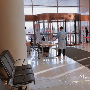 韓国の病院の様子