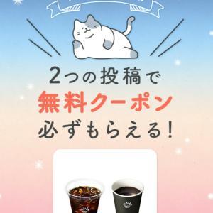 コーヒーもらえる【ゆるにゃんこ占い】