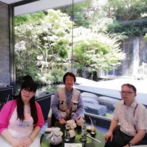 ✴︎第20回目 女優中馬さくらと一緒に花開く☆パワーUPお茶会 開催