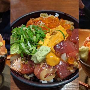 10月の伊東海鮮丼レポ