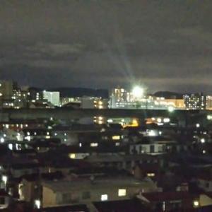 夜景を撮ってみました