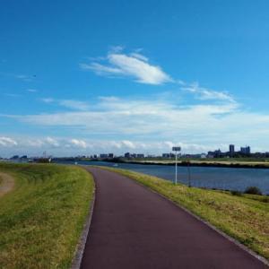 強風サイクリング(^-^;
