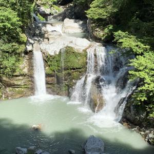大轟(おおとどろき)の滝【徳島】