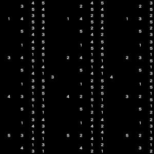 【数学講座】順列[樹形図の描き方とnPr]