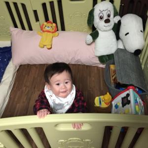 赤ちゃんスペースをシンプルにするには。。