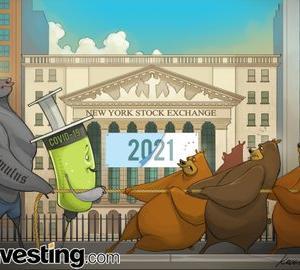 S&P 500はGAFAMを中心に息切れ