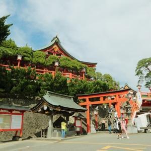 太鼓谷稲成(たいこだにいなり)神社