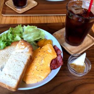 モーニングツー(うふカフェ)