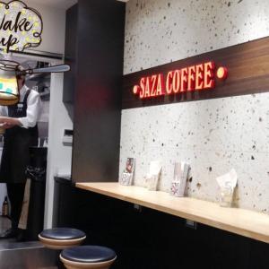 SAZA COFFEE サザコーヒー