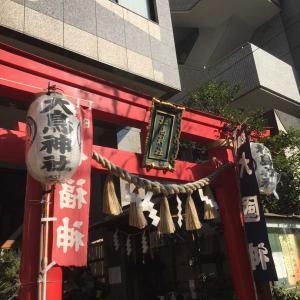 人形町の松島神社