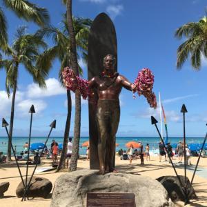 ハワイ、楽しかった♪