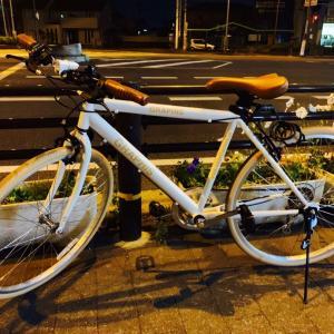 15日目★ロードバイク