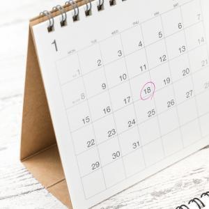 家事カレンダーのススメ