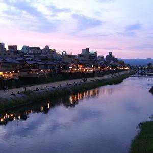 京都おでかけ♪春夏は納涼床がオススメ!