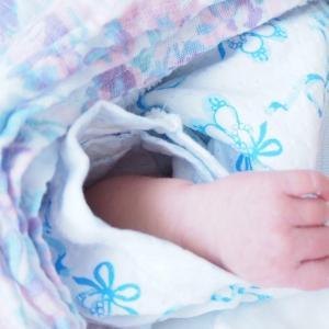 【赤ちゃん】第一子を出産しました
