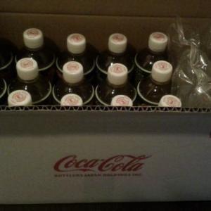コカ・コーラボトラーズジャパンから株主優待が届きました