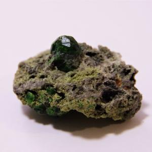 我が家の鉱物シリーズ No.213『灰鉄柘榴石』④