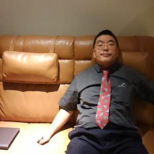 赤倉・観光ホテル VIPルーム?⁉で、踊りまくる宿泊客!‼(^O^)2020 9 23~24 by トラベラー・宮ちゃん
