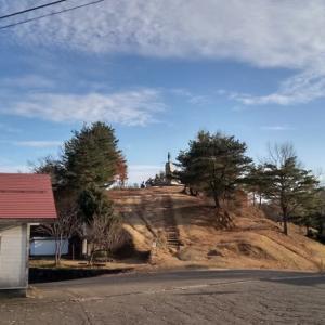 金谷山(スキー🎿発祥の地) 🔴新潟県上越市 からの夕刻、晩秋の景色。2020 11 25