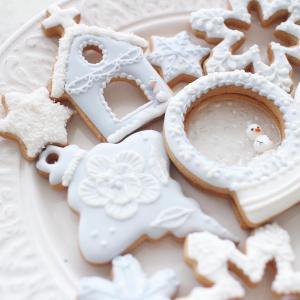 【募集中】クリスマスアイシングクッキー