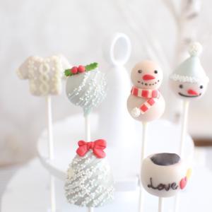 【募集中】winterケーキポップス