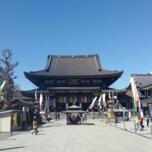鳥飼の休日 in 川崎大師(平間寺)