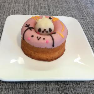 お菓子な世界~shiretoco factoryのキュートなパンダドーナツ~