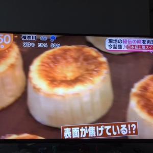 スペインチーズケーキ 日本上陸!