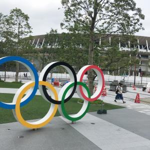 新国立競技場とオリンピック♡産後初めての外出