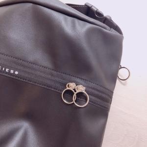 育児バッグに2wayタイプ購入♡本日のお届け品
