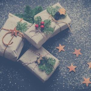 息子へのクリスマスプレゼント