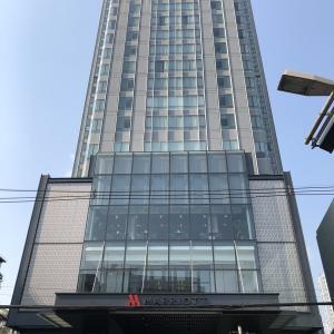 【SPG宿泊記】バンコク マリオット ホテル ザ スリウォンでスイートアップグレードとアーリーチェックイン