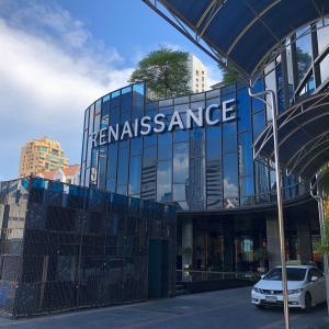 【マリオット宿泊記】Renaissance Bangkok Ratchaprasong Hotel