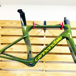 CANNONDALE  SYSTEMSIX DISC FRAME SET入荷情報★
