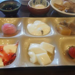 朝食ビュッフェのレベルが高い!夜泣き蕎麦サービスも嬉しいペットOKホテル【ルシアン旧軽井沢】