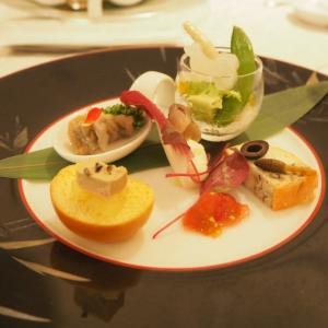 ルシアン旧軽井沢のディナーが、以前よりも美味しくなっていて感動✨