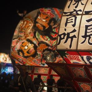 弘前ねぷた祭り&祭りの前の昼の過ごし方