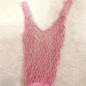 編み物おばさん(^^;)
