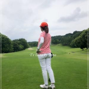 久々雨のゴルフ