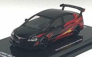 INNO Models シンガポール限定品 Honda シビック FD2 Type-R 1/64