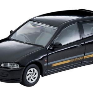 トミカリミテッドヴィンテージ ネオ LV-N48g ホンダ シビックSi 20周年記念車 予約受付中