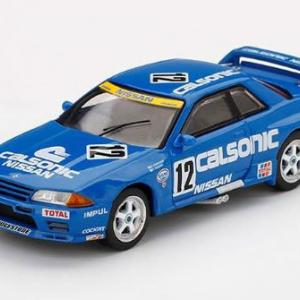 MINI GT Nissan スカイライン GT-R R32 全日本ツーリングカー選手権 1/64 予約受付中