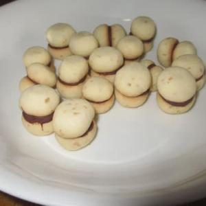 イタリアのお菓子『バーチ・ディ・ダーマ』