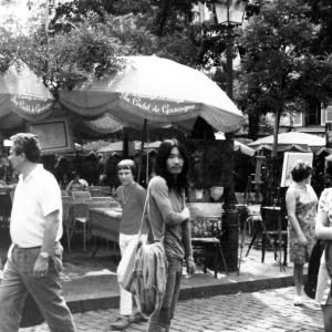 1973年パリ モンマルトル