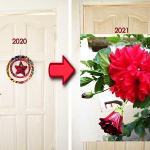【2020年クリスマス】~【2021年お正月の準備】・・・・・