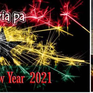 2021年【御屠蘇】は【ピトー:PITO】で! in ガーナ