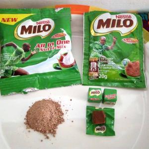 【 ミロ : MILO 】 ありますよ! in ガーナ