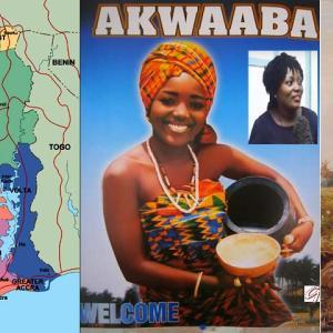 2021年1月 ガーナの天候