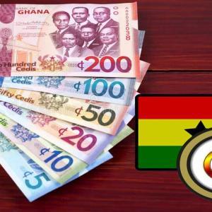 新たに【100¢と200¢紙幣、2¢コイン】発行されました:ガーナのお金